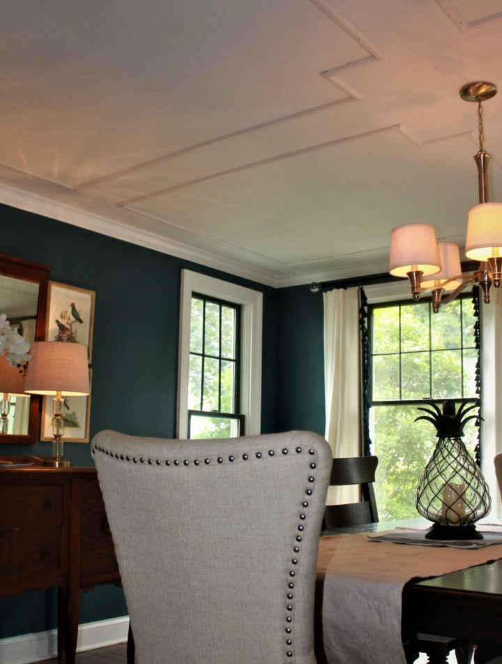Reveal Time! The DiningRoom